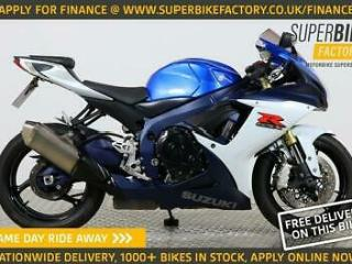 2012 62 SUZUKI GSXR750 NATIONWIDE DELIVERY, USED MOTORBIKE