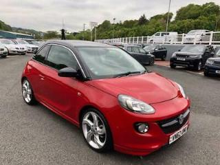 2012 62 VAUXHALL ADAM 1.4 SLAM 3DR WITH HUGE SPECIFICATION LOW MILES