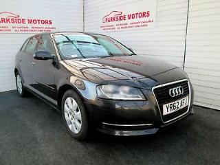 2012 Audi A3 1.6 TDI 5dr full service history 2 owners HATCHBACK Diesel Manual