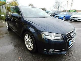 2012 AUDI A3 TFSI QUATTRO SPORT LOW MILES! ONLY 51K! HATCHBACK PETROL