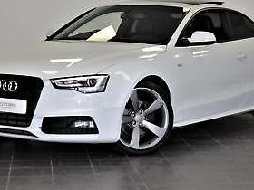2012 AUDI A5 TDI S LINE BLACK EDITION COUPE DIESEL