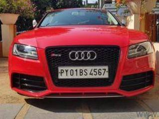 2012 Audi RS5 6,000 kms driven in Anandi Bai Garden