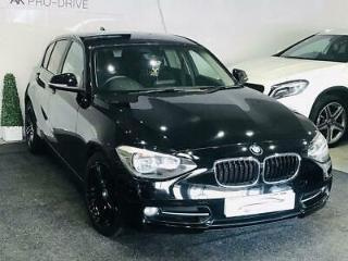 2012 BMW 1 Series 2.0 116d Sport Hatchback 5dr Diesel Manual 117 g/km, 116 bhp
