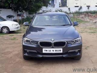 Grey 2012 BMW 3 Series 328i Sport Line 1,15,000 kms driven in Tatabad