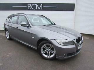 2012 BMW 3 Series 2.0 320d ES Touring 5dr Diesel grey Automatic