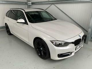 2012 BMW 3 Series 2.0 320d Sport Touring 5dr Diesel Manual s/s