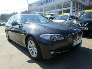 2012 BMW 5 Series 2.0 520d BluePerformance SE Touring 5dr