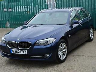 2012 BMW 5 Series 2.0 520d SE Touring 5dr