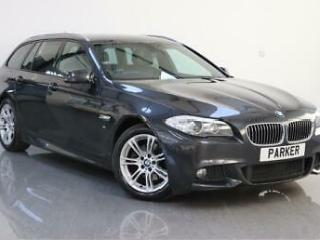 2012 BMW 5 Series 520d M Sport 5dr Step Auto [Start Stop] 5 door Estate