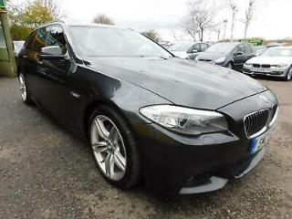 2012 BMW 5 SERIES 530D M SPORT TOURING HUGE SPEC! NOT TO BE MISSED! ESTATE DIESE