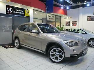 2012 BMW X1 xDrive 18d xLine 5dr Auto 4x4 0 FINANCE AVAILABLE ESTATE Diesel