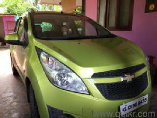 2012 Chevrolet Beat LS Diesel 79000 kms driven in Pattom