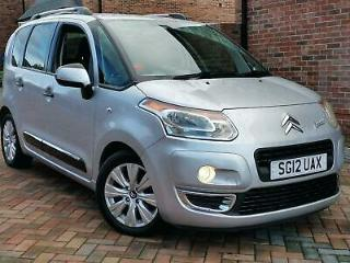 2012 Citroen C3 Picasso 1.6 HDi Exclusive 5dr