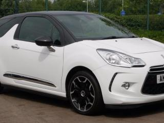 Citroen DS3 1.6 VTi 16V DStyle Plus 3dr Hatchback 2012, 62693 miles, £4399