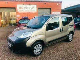 2012 Citroen Nemo Multispace 1.3 HDi 16v 75hp s/s EGS *ANY PX WELCOME