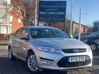 2012 Ford Mondeo 1.6 T EcoBoost Zetec s/s 5dr