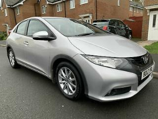 2012 Honda Civic 2.2i DTEC 2012MY ES
