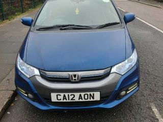 2012 Honda Insight 1.3 EX 5dr AUTO half Leather PCO READY TO DRIVE VALID 1 YEAR