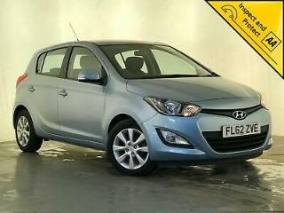 2012 HYUNDAI I20 ACTIVE 5 DOOR HATCHBACK £30 ROAD TAX BLUETOOTH FINANCE P/X
