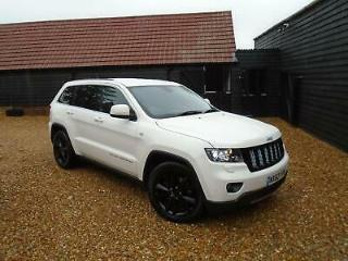 2012 Jeep Grand Cherokee 3.0 CRD Limited Plus 4x4 5dr