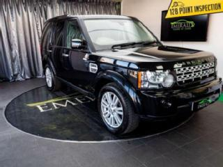 2012 Land Rover Discovery 3.0 4 SDV6 XS 5d AUTO 255 BHP