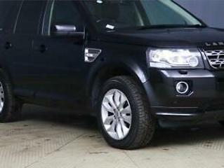 2012 Land Rover Freelander 2 2.2 SD4 HSE SUV 5dr Diesel Automatic 4X4