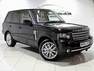 2012 Land Rover Range Rover 4.4 TDV8 Westminster 4dr Auto, Stunning Throughout!