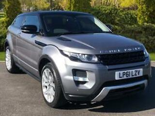 2012 Land Rover Range Rover Evoque 2.0 Si4 Dynamic 3dr Automatic Petrol Coupe