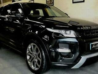 2012 Land Rover Range Rover Evoque 2.0 SI4 Dynamic Lux AWD 5dr