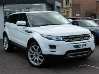 2012 Land Rover Range Rover Evoque 2.2 SD4 Pure Tech AWD 5dr