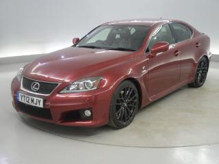 Mar 2012 Lexus IS Series 5.0 V8 IS F 4dr Auto