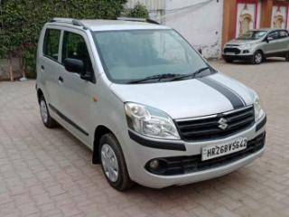 2012 Maruti Wagon R 2010 2012 LXI CNG for sale in Gurgaon D2347031