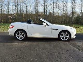 2012 Mercedes Benz SLK 1.8 SLK200 BlueEFFICIENCY 7G Tronic Plus s/s 2dr