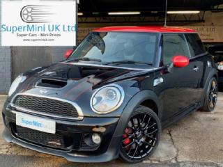 2012 Mini Hatchback JOHN COOPER WORKS CHILLI MEDIA PACK
