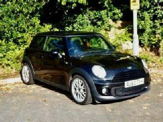 2012 MINI ONE, 1.6 SPORT CHILLE PACK, MANUAL, HPI CLEAR, 1 YR MOT