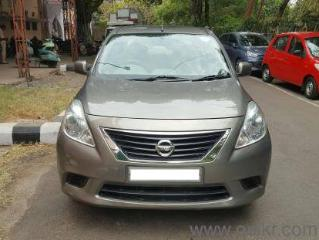 Grey 2012 Nissan Sunny XL Diesel 93,000 kms driven in Abids