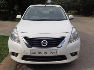 2012 Nissan Sunny 2011 2014 Diesel XV for sale in Bangalore D2254579