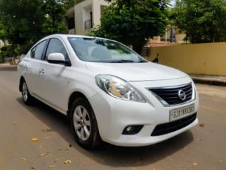 2012 Nissan Sunny 2011 2014 Diesel XV for sale in Ahmedabad D2174957