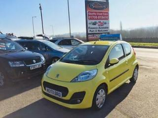 2012 Peugeot 107 Active 1.0 Manual Finance Available
