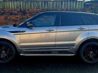2012 Range Rover Evoque 2.2 Pure Dynamic bumpers low miles
