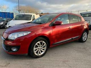 2012 Renault Megane 1.5dCi ECO Expression Plus, £20 Road Tax
