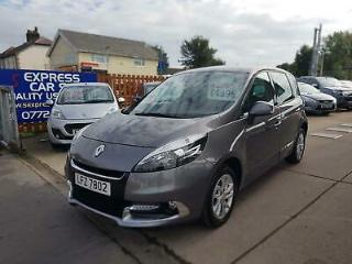 2012 Renault Scenic 1.5 dCi Dynamique Tom Tom 5dr MPV Diesel Manual