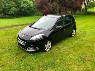 2012 Renault Scenic 1.5 dCi Dynamique TomTom 5dr MPV Diesel Manual