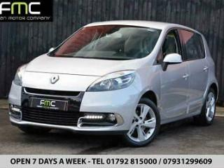 2012 Renault Scenic Dynamique Tom Tom 1.5dCi *Low Mileage Full History
