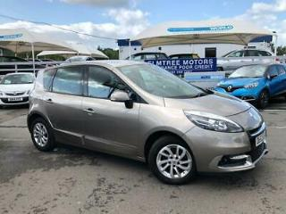 2012 Renault Scenic Dynamique Tomtom Dci