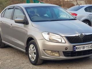2012 Skoda Rapid 2011 2013 1.6 TDI Ambition for sale in Pune D2047320