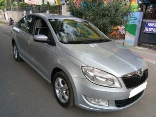 2012 Skoda Rapid 2011 2013 1.6 TDI Elegance for sale in Coimbatore D2096799
