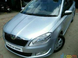 skoda rapid 2012 AMBITION 1.6 TDI CR MT PLUS