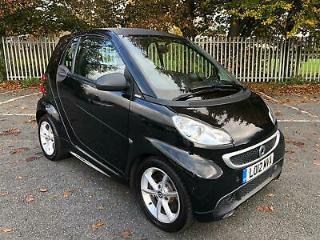 2012 Smart fortwo 1.0 71 BHP Softouch Pulse