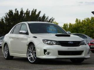 2012 Subaru Impreza 2.0 WRX STi R206 LTD EDN JDM MODEL
